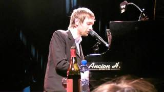 The Divine Comedy - The Lost Art of Conversation (Brussels, 28th Sept 2010)