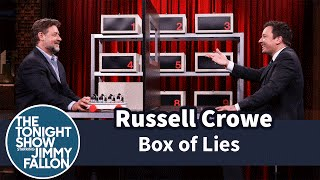 Box of Lies with Russell Crowe