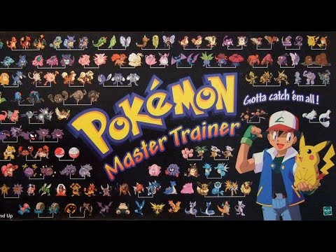 Pokemon Master Trainer Review