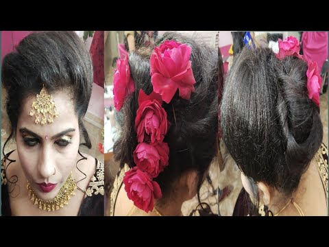 Bridal Hair Style How To