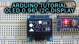 OLED Moving bars (think FFT) from Arduino Uno - hmong video