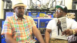 Uncle Luke on Why 2 Live Crew Separated; Working with Biggie
