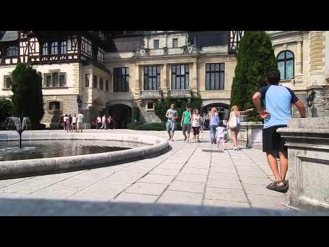 Скрытая камера, замок Пелеш