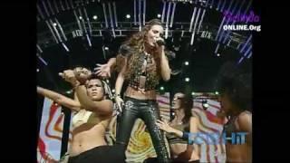 Dopamina - Belinda - (En Vivo - Premios Telehit 2010)