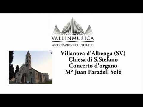 LA RASSEGNA VALLINMUSICA A VILLANOVA D' ALBENGA