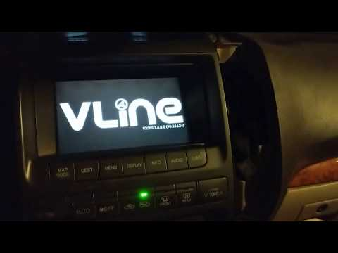 Lexus Vline Android Google maps test drive - Rodney Auyeung - Video