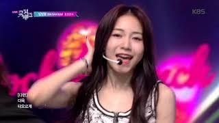 빔밤붐 (BIM BAM BUM) - 로켓펀치(Rocket Punch) [뮤직뱅크 Music Bank] 20190816