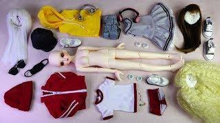 ★구체관절인형 루츠 꼬마델프 나나 개봉후기(엠딩이)★Ball Jointed Doll LUTS KID Delf NANA Unboxing/かわいい球体関節人形