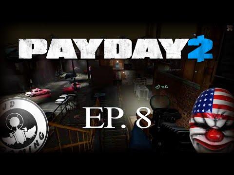 [CZ-LP] Payday 2 #8 - Nový update