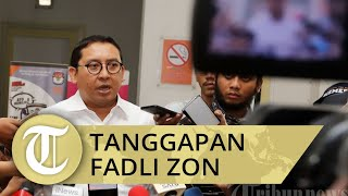 Polemik SKT FPI, Fadli Zon: FPI Setia kepada Bangsa dan Negara.