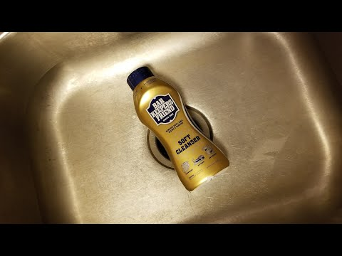 Bar Keepers Friend on stainless steel sink/First impression 2018