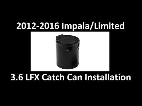 GM LFX CCV/PCV Drill Mod - смотреть онлайн на Hah Life