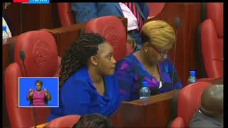 Nairobi Governor Mike Sonko officially opens the County Assembly