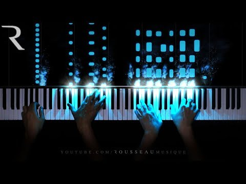 DragonForce - Through the Fire and Flames (Piano Cover)