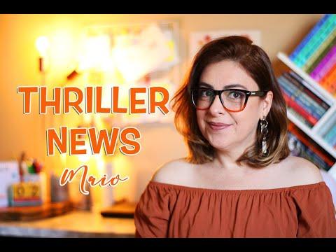 THRILLER NEWS MAIO/21 | Ju Oliveira