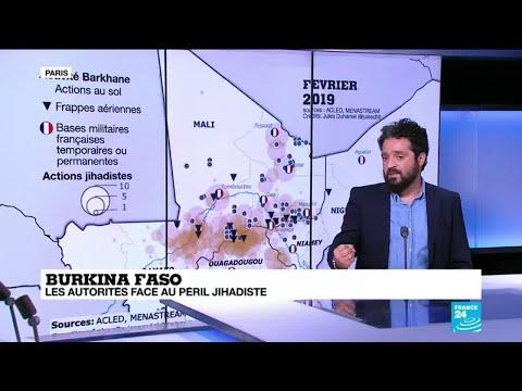 Burkina Faso : Les autorités face au péril jihadiste