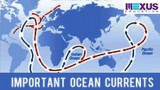 Important Ocean Currents