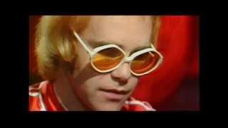 Elton John BBC 1972   Daniel