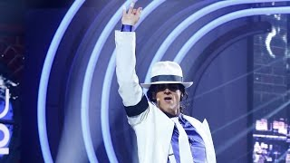 Edu Soto Imita A Michael Jackson En 'Tu Cara Me Suena'