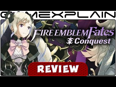 Fire Emblem Fates: Conquest - Video Review - YouTube video thumbnail