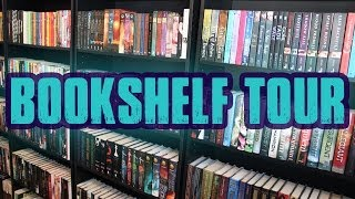BOOKSHELF TOUR [END OF 2013]