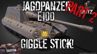 Jagdpanzer E-100 - Part 2  - Wot Blitz