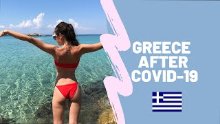 Traveling To Greece After Covid-19