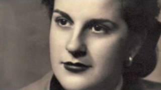 A la memoria de Isabel Creus