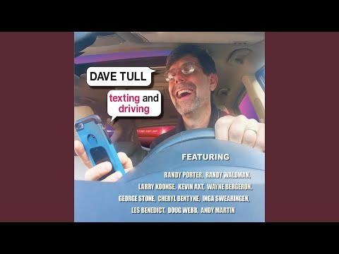 The Texting Song online metal music video by DAVE TULL
