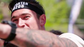 Spartan Mountain Series Race LIVE   Big Bear Sprint Presented By Air Force Special Ops