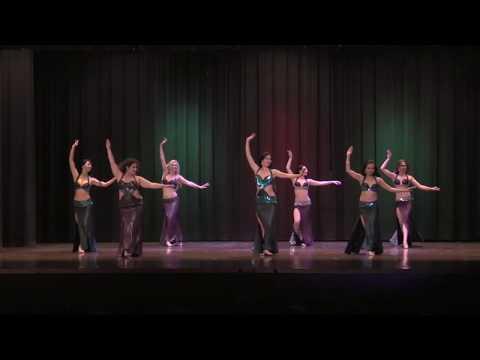 Elegant Bellydance Choreography