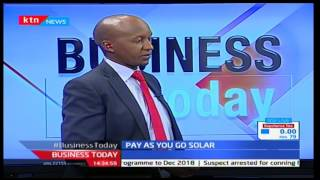 Azuri Tech-Low Solar power solutions for Kenyan homesteads