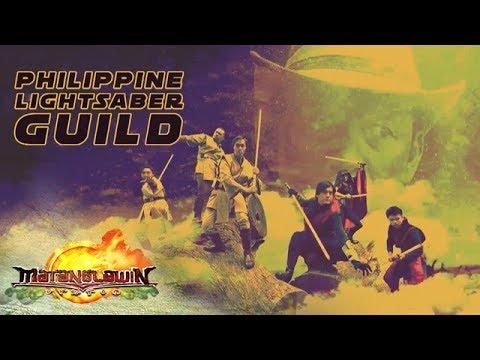 [ABS-CBN]  Matanglawin: Philippine Lightsaber Guild