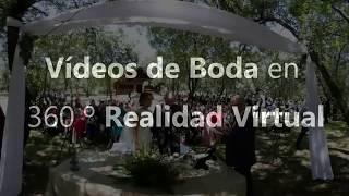 GRABACIÓN DE BODAS 360º REALIDAD VIRTUAL