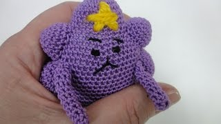 Принцесса ПУПЫРКА Ч-3 Lumpy Space Princess Crochet Р-3