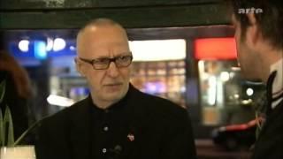Durch die Nacht mit Christoph Schlingensief und Jörg Immendorf