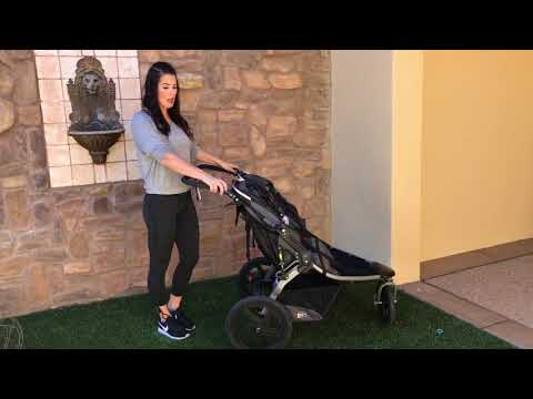 Carmen the Modern Mom | Full review BOB Duallie Flex Double Jogging Stroller
