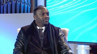 Akon: I did everything in my power not to get locked up | World Economic Forum