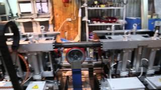 Установка БУРАН-5000 в сборочном цеху