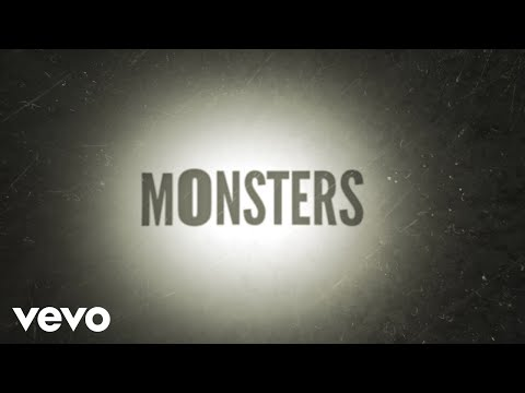 Eric Church - Monsters (Official Lyric Video)