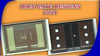 Latest Iron Gates Designs 2020