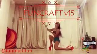 Смешные видео приколы №15 | FunCraft v15