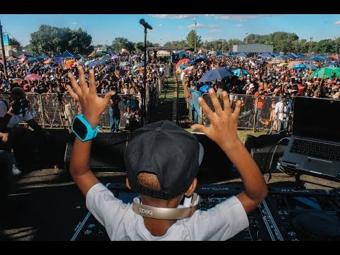 Dj Arch Jnr Kick Starting The New Year At Tlokwe Chillaz 2018  Happy New Year (5yrs Old)