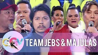 GGV: Team JEBS vs. Team MaJuLas | Round 1