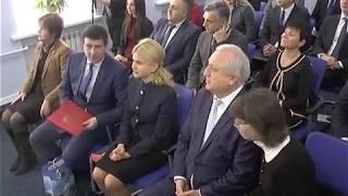 Харьков посетила делегация ЕС