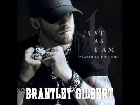 Brantley Gilbert Just As I Am Chords