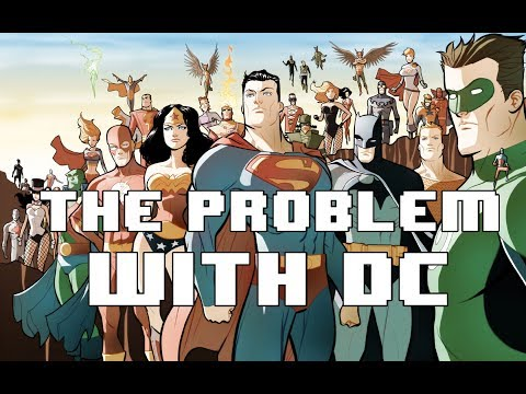 The Problem With DC's Heroes