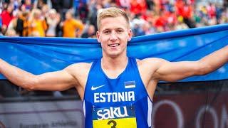 Janek Õiglane- European Athletics U23 Championships 2015