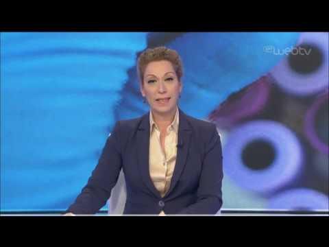 Ενημερωτική εκπομπή για COVID-19    27/03/2020   ΕΡΤ