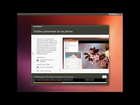 comment installer ubuntu